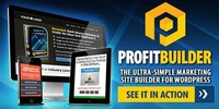 Thumbnail WP Profit Builder v1.3.2 - WordPress Plugin